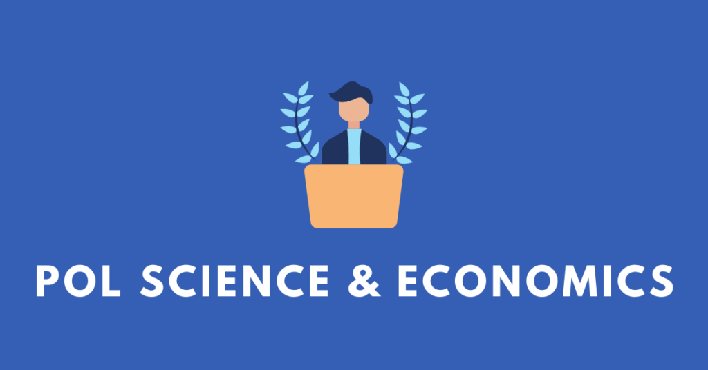 political science and economics